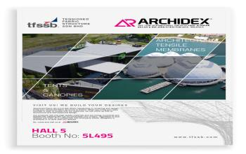 ARCHIDEX 2018, the region's leading architecture business event is back!