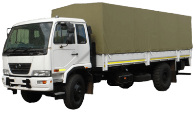 Industrial Fabric Products - Commercial Truck Cover