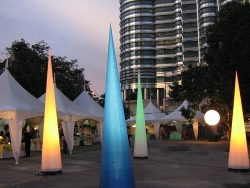 Industrial Fabric Products - Event Inflatables