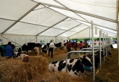 Agriculture Marquee Tent