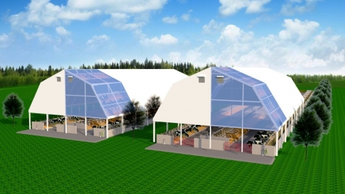 Agriculture Polygon Tent