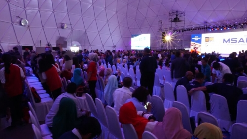 Event and Commercial Galaxy Dome