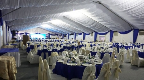 Event and Commercial Marquee Tent