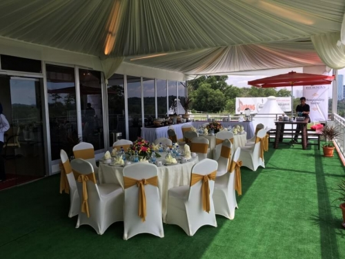 Event and Commercial Modular Tent