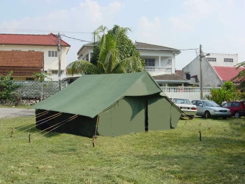 Military and Emergency Teguh Shelter